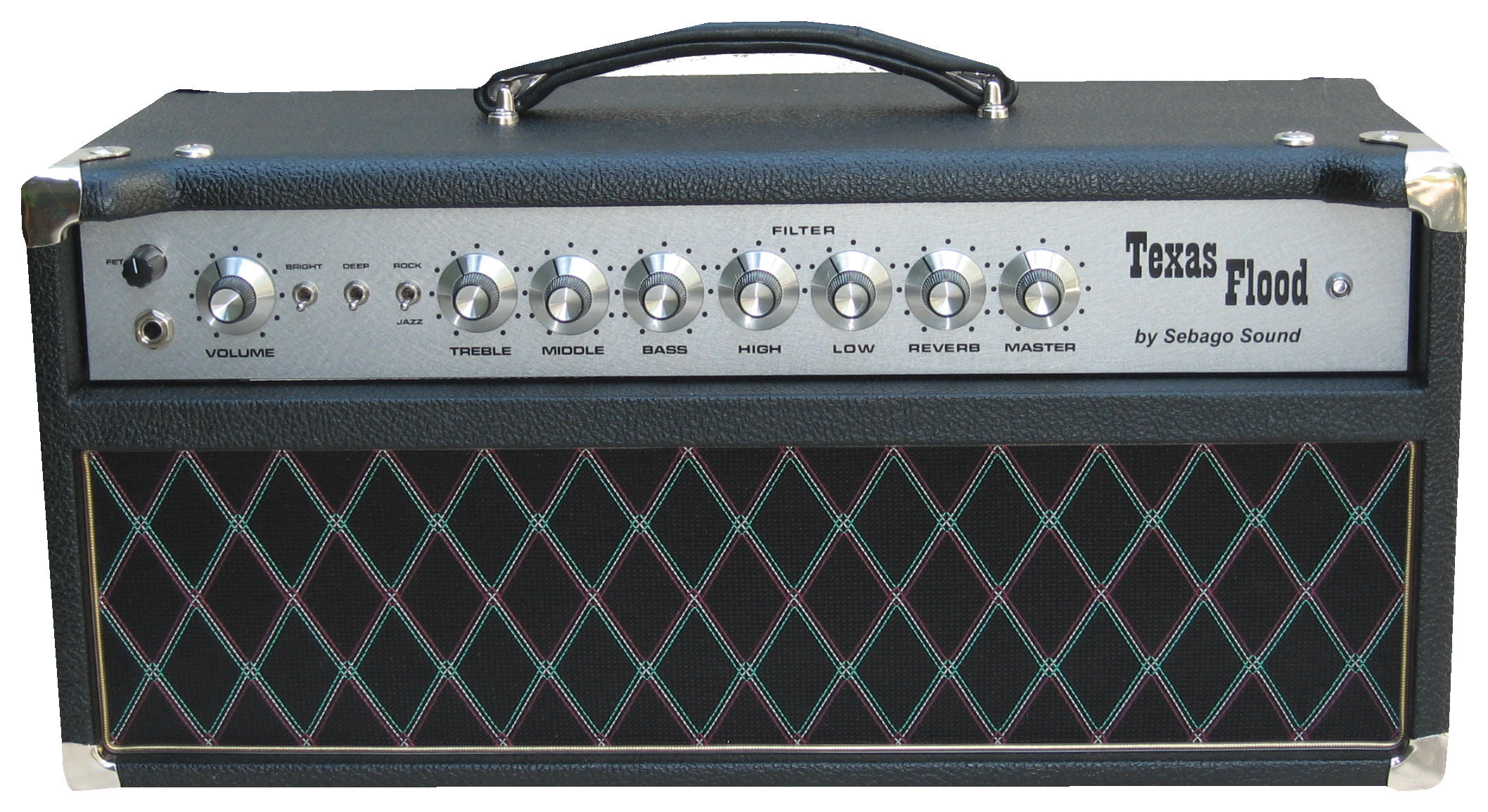 Steel String Singer - Sebago Sound Amplifiers