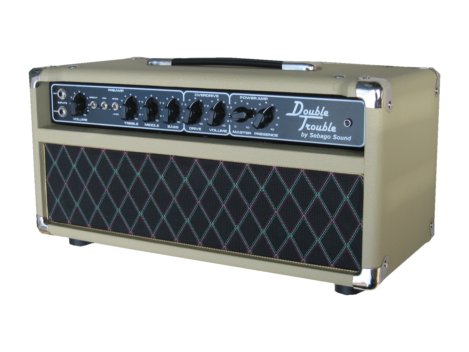 DT50 - Sebago Sound Amplifiers